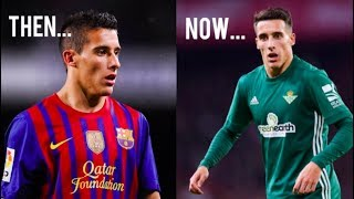 Former Barcelona Youth Players - THEN AND NOW   Episode 2