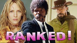 8 Quentin Tarantino Movies Ranked