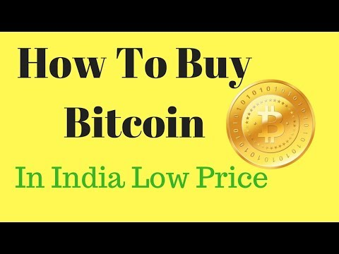 How To Buy Bitcoin In India At Low Price