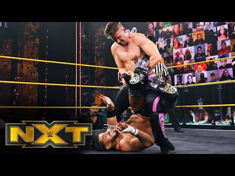 NXT Cruiserweight Champion Santos Escobar vs. Tyler Breeze: WWE NXT, March 31, 2021