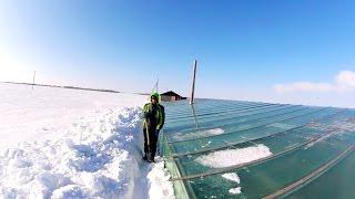 Откапываем теплицу от снега(http://arbuzyoptom.ucoz.ru https://vk.com/arbuzyoptom https://www.facebook.com/arbuzyoptom., 2016-02-17T19:08:03.000Z)