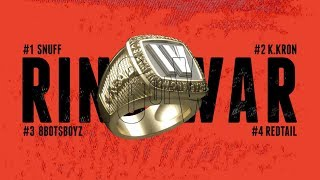 TWIO4 : RING OF WAR (LIVE AUDITION) | RAP IS NOW