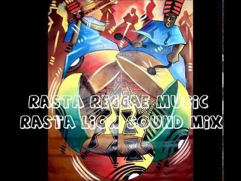 RASTA REGGAE MUSIC - Mixed live by RASTA LION SOUND ; Jah Cure;Sizzla;Collie Buddz;Morgan Hertaige