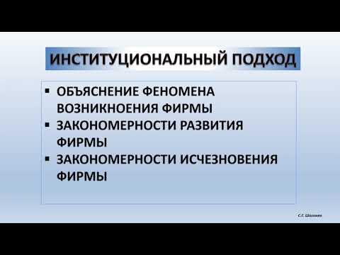 Микро- и макроэкономика Теория фирмы Лекция 16.04.20