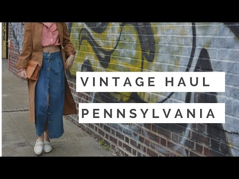 Vintage Haul 4:  Pennsylvania | The Bargain District