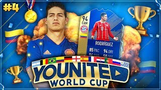 FIFA 18: YOUnited WORLD CUP #4 Absolute Zerstörung!