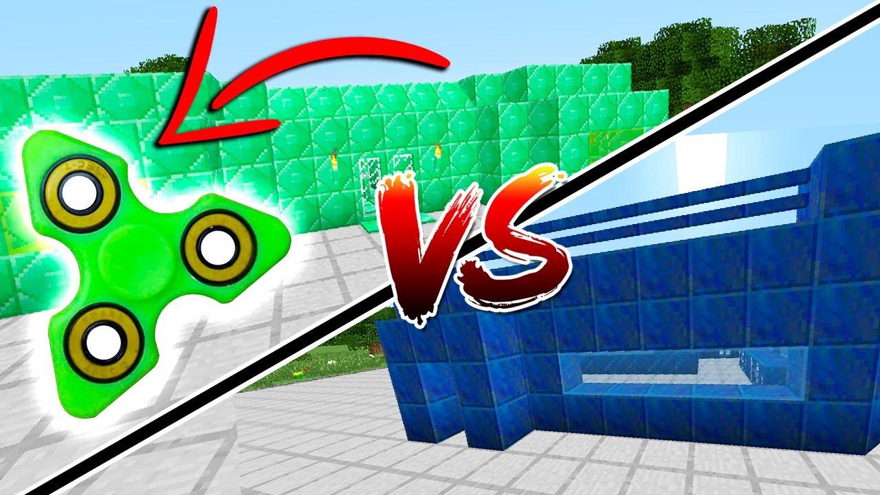 Lapis lazuli house - Emerald House Vs Lapislazuli House Minecraft