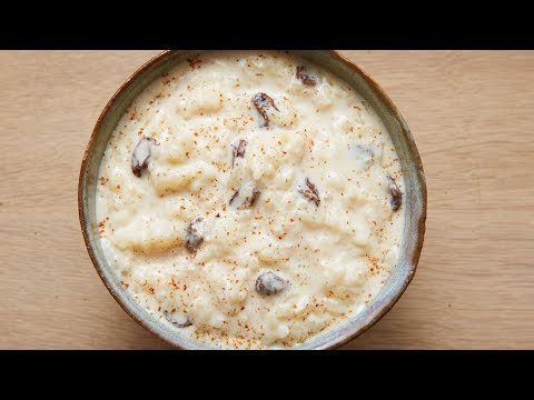 Pati Jinich - How To Make Arroz Con Leche
