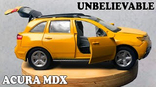 Restore the Acura MDX 2009 model abandoned in 10 minutes - Restoration cars