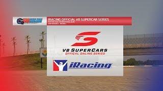 iRacing Official V8 Supercar Series - Round 4, Sebring