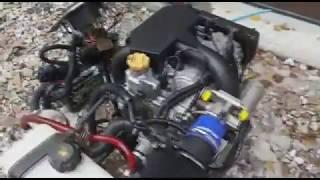 Мотор 21124 для водомёта