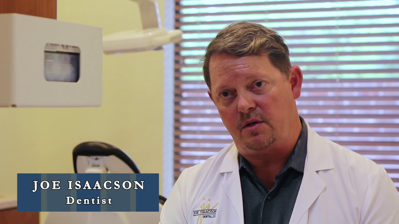 FAQ - What are my options for fixing a cracked tooth?   Joe Isaacson Dental