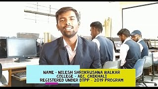 Nilesh Balkar's Live Review of DTPP program...
