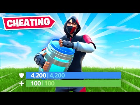 CHEATING to get 4000+ HEALTH (very OP)