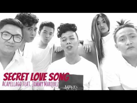 Secret Love Song LITTLE MIX FT. JASON DERULO A Cappella Cover by ACAPELLAGO ft. Jimmy Marquez