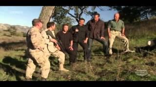 Непобедимый воин: Силы специальных операций КНДР против Рейнджеров