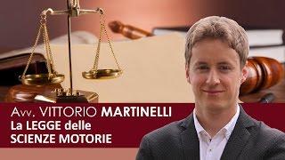 50° puntata del Talk Scienze Motorie - VITTORIO MARTINELLI