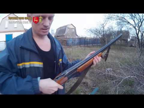 Обзор ружья  ИЖ 12