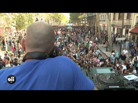 OFF LIVE - Chris Garcia Techno Parade, Paris 2012