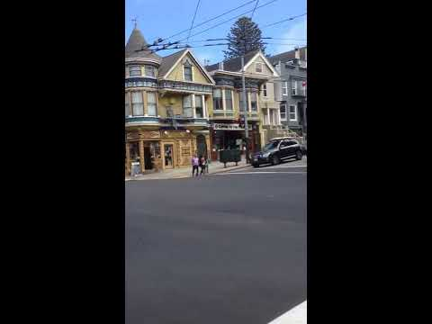 Walk the Haight Ashbury, San Francisco, California, Haight Street 5/17