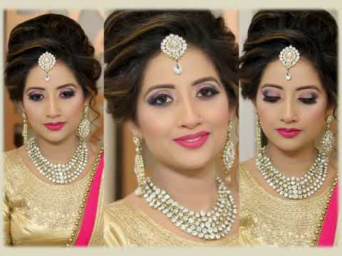 Best freelance makeup artist Delhi NCR Kajal Sharm