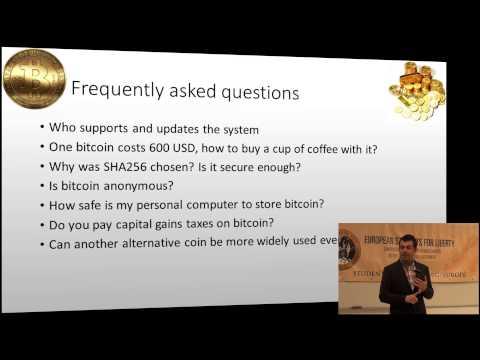 Why does Bitcoin use SHA-256? (FAQ)