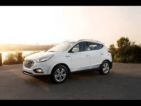 2015 Hyundai Tucson Test Drive/Review by Average Guy Car Reviews