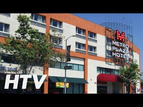 Metro Plaza Hotel en Los Angeles
