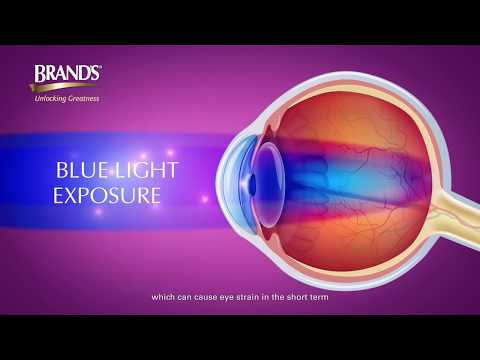 What is Bluelight and how does it harm you?