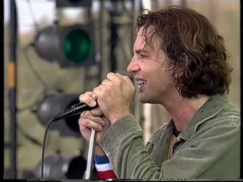 Pearl Jam  Jeremy Pinkpop 2000