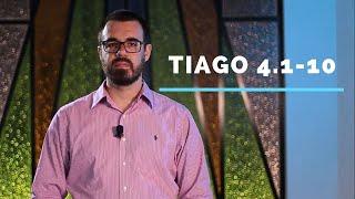 Tiago 4.1-10 - Alfredo Neto