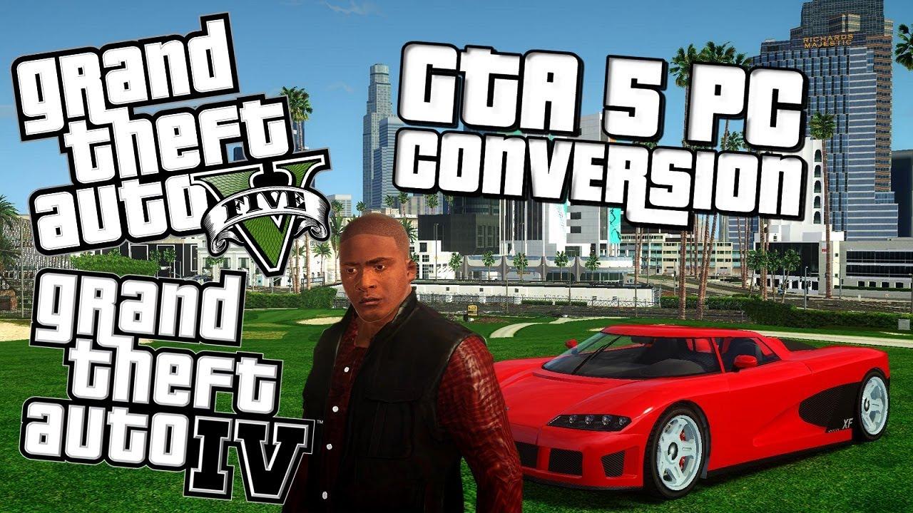 Rebuilding Los Santos in Grand Theft Auto IV