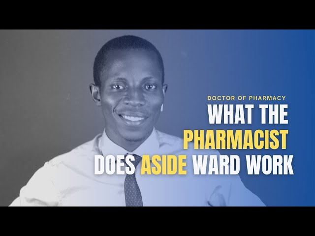 The Role of a Clinical Pharmacist Aside Ward Work in the Hospital