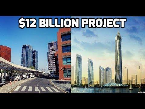 Gift City India Smart City Of India May 2018 Construction