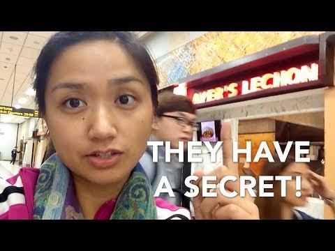 Ayer's Lechon's Dirty Secret! Cebu, Philippines