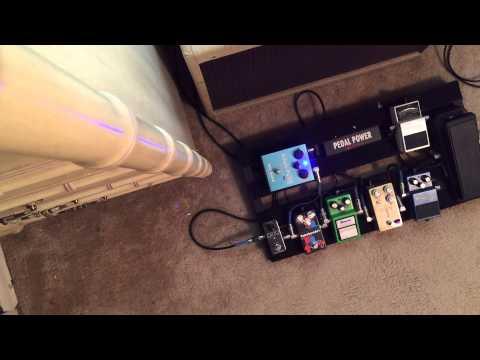 John Mayer Tones Sample
