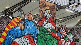Ultras World in Warsaw - Legia vs Lech (01.06.2014)
