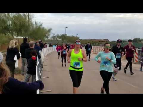 2018 Hot Chocolate 5k Scottsdale, AZ
