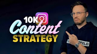 Instagram Content Strategy Guide - Do This To Grow FAST (2021)