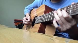 Lạc nhau có phải muôn đời - guitar solo