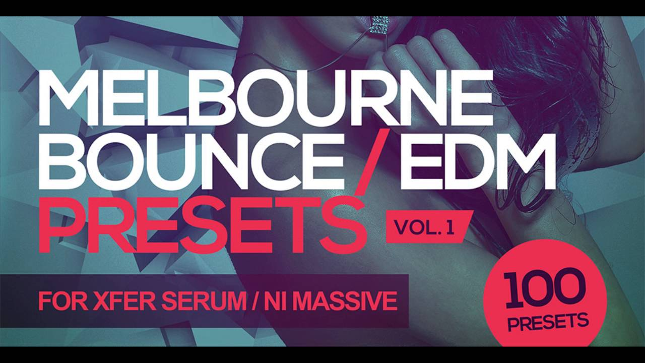 Production Master – Melbourne Bounce & EDM Presets