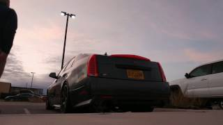 2009 cadillac cts v   stainless works headers and exhaust btr stage 3 cam package