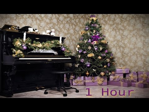 Christmas 2017 Piano Music Playlist for relaxing - 1 Hour of Christmas Hits