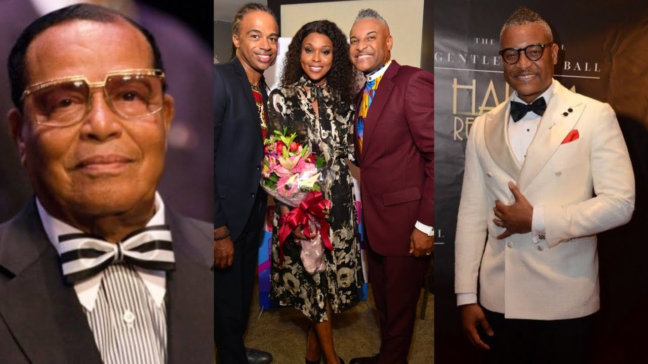 Bishop OC Allen & Minister Louis  Farrakhan |  nation of Islam meets LGBTQ Christianity