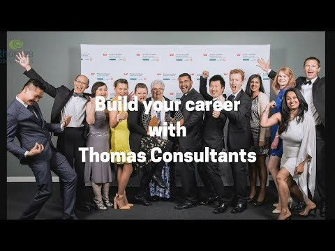 Build your career as a Planner with Thomas Consultants