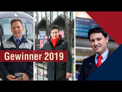 Eisenbahner mit Herz 2019 – Die Sieger