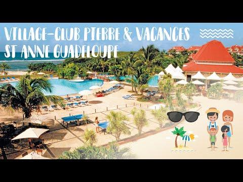 Village-Club Pierre & Vacances Ste-Anne à La Guadeloupe - Exotismes