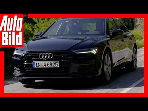 Audi A6 2018 So Gut Ist Der Neue A6 Review Details Youtube