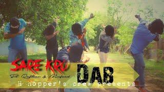 Sare Karo Dab -  Dance choreography  | Zero To Infinity | Raftaar | Muhfaad | Sonu Kakkar