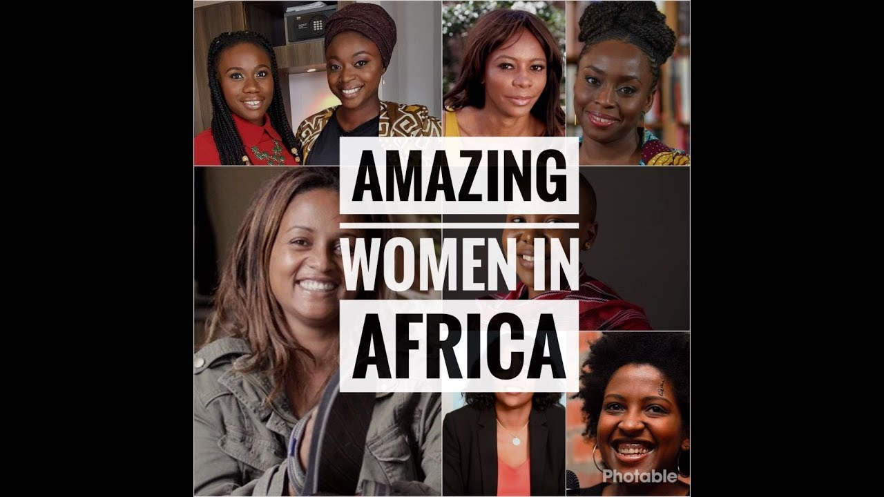 Amazing women in Africa
